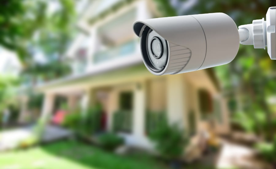 Outdoor camera in Mesa