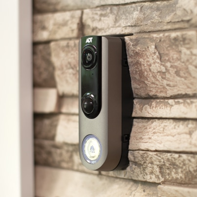 Mesa doorbell security camera