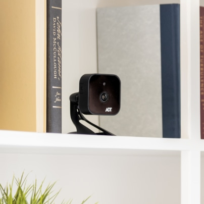 Mesa indoor security camera